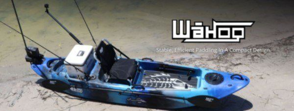 Kaku Wahoo 10.5' Compact Fishing Kayak